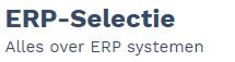Met een goed erp systeem automatiseert u vele processen